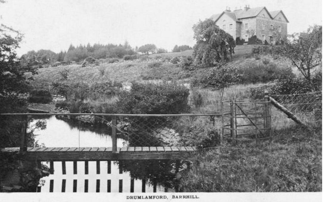 Drumlamford House, Barrhill